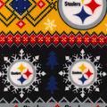 Nfl Pittsburgh Steelers Fair Isle Flc