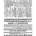 Tim Holtz Cling Stamps 7\u0022X8.5\u0022-Newsprint & Type