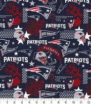 New England Patriots Cotton Fabric-Hometown, , hi-res