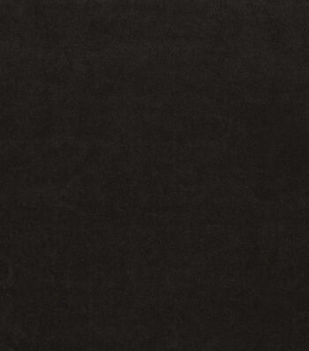 "Crypton Upholstery Decor Fabric 54""-Suede Caviar"