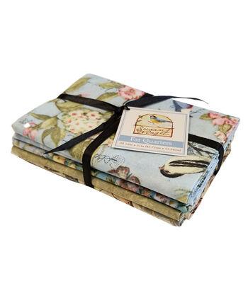 Fat Quarters Pre-Cut Fabric Bundle-Hydrangea Passion