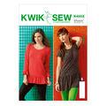 Kwik Sew Misses Top-K4002