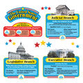 United States Government Bulletin Board Set, 2 Sets