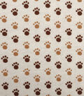 Doodles Juvenile Apparel Fabric 57\u0027\u0027-Puppy Paws