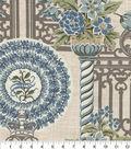 Home Decor 8\u0022x8\u0022 Fabric Swatch-Governor\u0027s Gates Opal