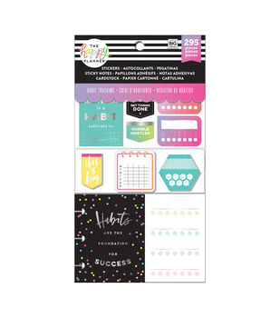 The Happy Planner Habit Tracking Accessories Pack