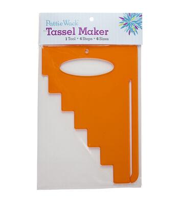 Pattiewack Designs 10.5''x7.5'' Tassel Maker