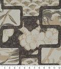 Robert Allen @ Home Upholstery Swatch 55\u0022-Kenji Greystone