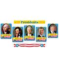 TREND Bulletin Board Set-U.S. Presidents