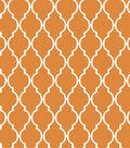 Fabric-Central Cotton Fabric-Quatre Orange