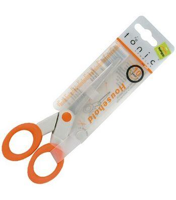 "Tonic Kushgrip Household Scissors 6-1/2"""