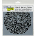 Crafter\u0027s Workshop Templates Microbial 6\u0022 x 6\u0022