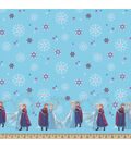 Disney Frozen Mock Smock Fabric 21\u0022-Sisterly Love