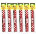Polka Dots Happy Birthday Slap Bracelets, 10 Per Pack, 6 Packs