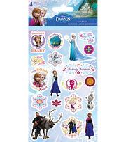 Sandylion Disney Frozen Stickers - 4 Sheets, , hi-res