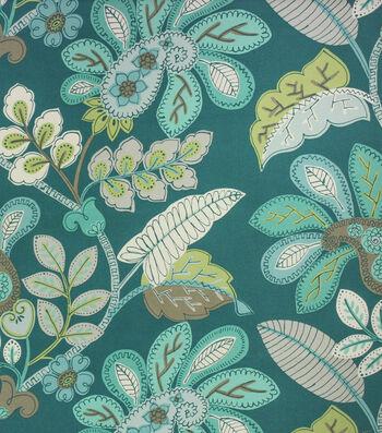 "Richloom Studio Lightweight Decor Fabric 54""-Spa Lakurie"