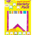 Trend Enterprises, Inc. Color Harmony Pennants Accents 36/Pack, 3 Packs