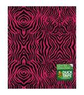 Duck Tape-Pink Zebra Sheet
