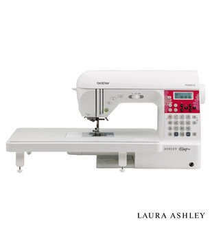 Brother PC660LA Laura Ashley Sewing Machine