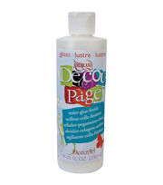 DecoArt Americana Decoupage Glue-8 Oz Gloss, , hi-res