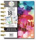 The Happy Planner 18-Month Dated Medium Planner-Jewel Paint