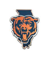 Chicago Bears Auto Emblem, , hi-res