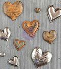Tin Hearts-mechanicals Emblshmt