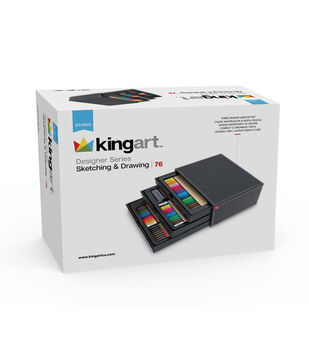 KINGART Designer Series Sketch & Draw Collection