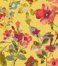 Home Decor 8\u0022x8\u0022 Fabric Swatch-HGTV HOME Color Study Harvest