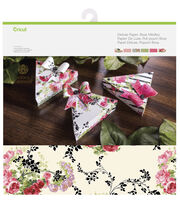 Cricut Anna Griffin 12 Pack 12''x12'' Deluxe Papers-Rose Medley, , hi-res
