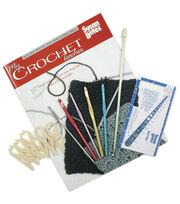 Susan Bates Learn Crochet! Kit, , hi-res