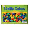Didax UNIFIX Cube Set, 500 Per Pack