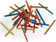 """Mini Craft Sticks-Colored 3"""" 250/Pkg, , hi-res"""