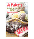 Patons Next Steps Eight Fair Isle Knitting Pattern Book