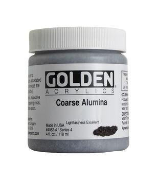 Golden Artist Colors 4 fl. oz. Coarse Alumina Acrylic Paint