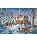 Gold Collection Sweet Memories Counted Cross Stitch Kit-16\u0022X11