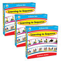 Learning to Sequence 6-Scene Board Game, Grade PK-1, Pack of 3