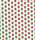 Keepsake Calico Holiday Cotton Fabric -Mini Presents