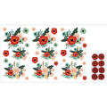 York Wallcoverings Wall Decals-Mini Floral
