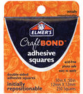 Elmer\u0027s Adhesive Squares .50\u0022X.50\u0022-Initially Repositionable 250/Pkg