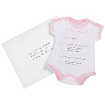 Baby shower supplies party supplies decor joann invitations envelopes 12pkg girl baby shower filmwisefo