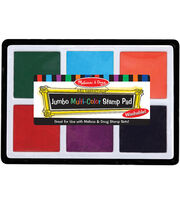 Melissa & Doug Jumbo Multi-Color Stamp Pad, , hi-res