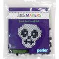 Little Makers Halloween Fusible Bead Kit-Skull