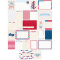 Project Life Themed Cards 40/Pkg-Americana