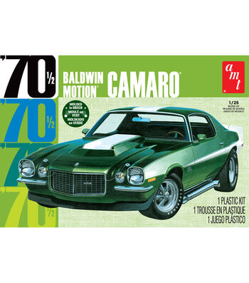 AMT Baldwin Motion 1970 Camaro 1:25 Scale Model Car Kit