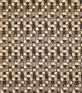 Home Decor 8\u0022x8\u0022 Fabric Swatch-Upholstery Fabric Barrow M8706-5947 Granite