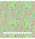 Tommy Bahama Outdoor Fabric-Tranquil Turtles Jungle