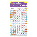 Weather superShapes Stickers 800 Per Pack, 12 Packs