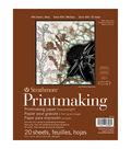 Strathmore Printmaking Paper Pad 8\u0027\u0027x10\u0027\u0027 20 pcs