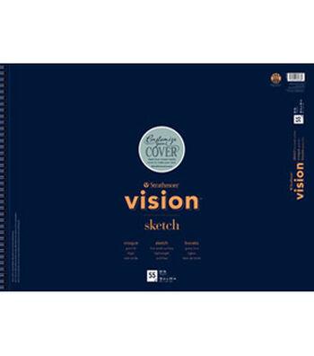 "Strathmore 18""x24"" Vision Sketch Pad"